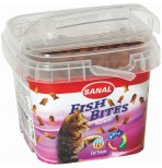 SANAL Fish Bites 75г