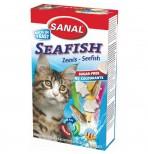 SANAL Seafish 85 таб./50 г с морской рыбой