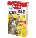 SANAL Cheese 40 таб./30 г вкус сыра