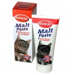 SANAL Malt-Paste 100 гр. паста для вывода шерсти