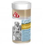 8in1 Excel Glucosamine 55 табл. - кормовая добавка для суставов собак