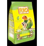 RIO. Корм для проращивания. Рацион для попугаев и экзотических птиц 500г