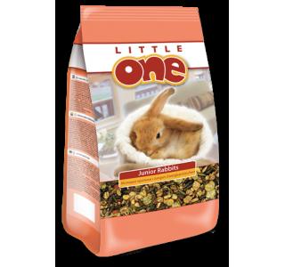 Little One. Корм для молодых кроликов 400г