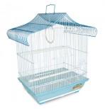 1607 Клетка для птиц эмаль