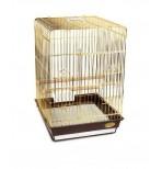 1032G-K Клетка для птиц, золото Triol