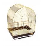 1300G-K Клетка для птиц, золото, 520*410*665мм