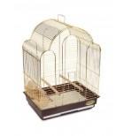 9100G-K Клетка для птиц, золото, 420*300*560мм